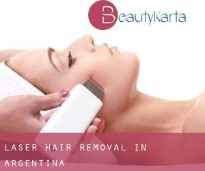 Laser Hair removal in Argentina
