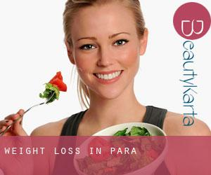 Weight Loss in Pará