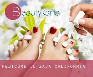 Pedicure in Baja California