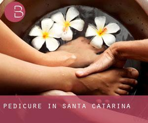Pedicure in Santa Catarina